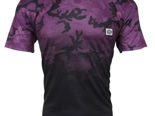 Offroad Camo Poly Tee