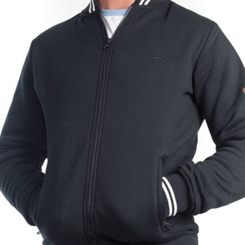 DINMONT MIDNIGHT ZIP SWEATSHIRT
