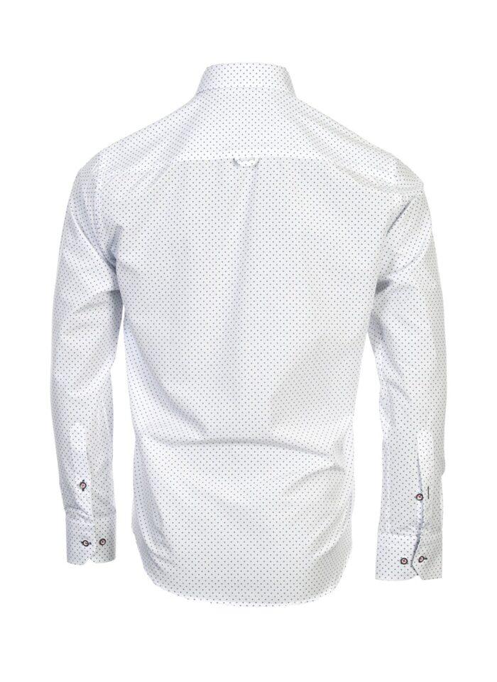 ALTAMURA LONGSLEEVE SHIRT WHITE