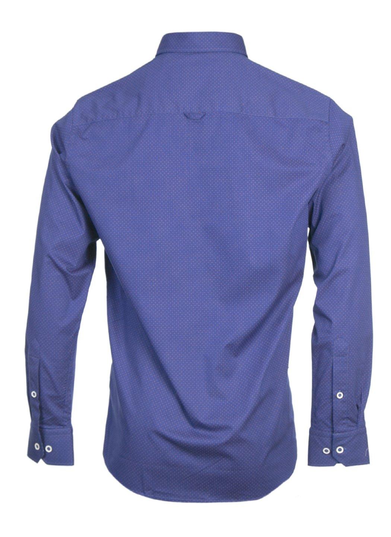 PETRI ROYAL BLUE SHIRT