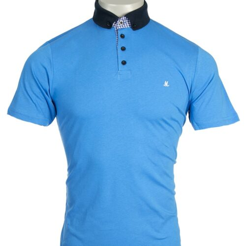 PRINCESS 3 COBALT POLO
