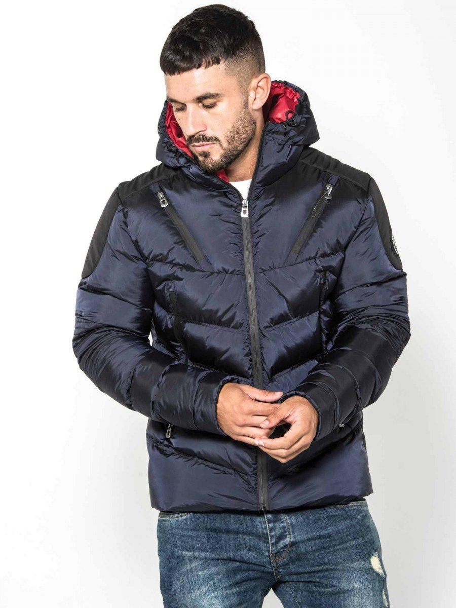 Walter Blue Full Zip Jacket