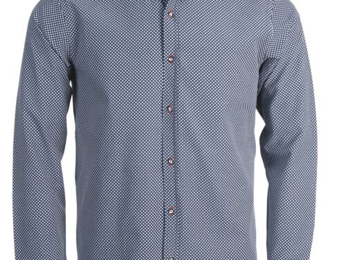 VIDAY NAVY SHIRT