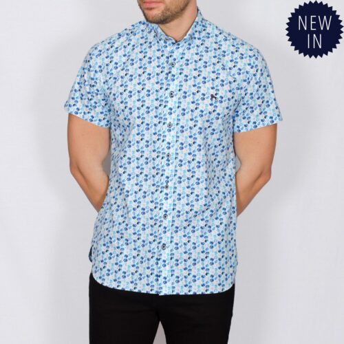 CASE SHORT SLEEVE SHIRT