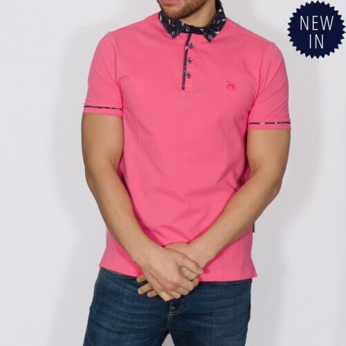 EDMO SHORT SLEEVE POLO