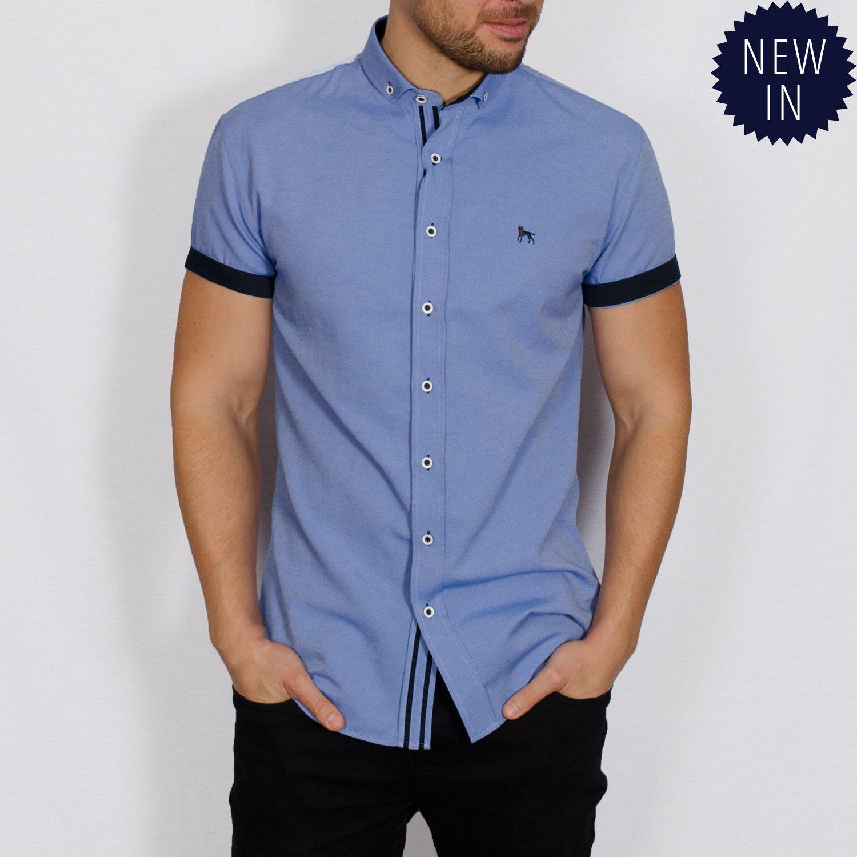 Galand Short Sleeve shirt.