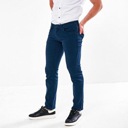 blue twill jean