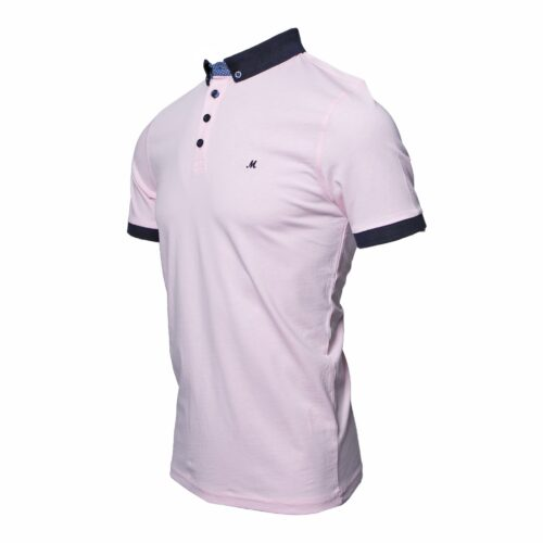 PRINCESS 3 PALE PINK POLO TEE