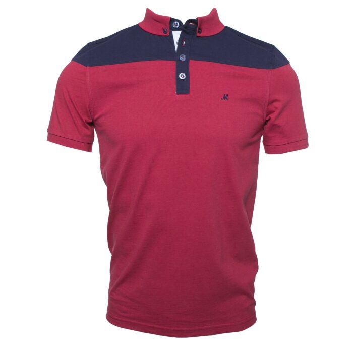 ONZA CHERRY POLO TEE