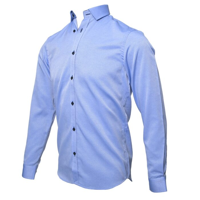 ESPIRIT BLUE LONG SLEEVE SHIRT