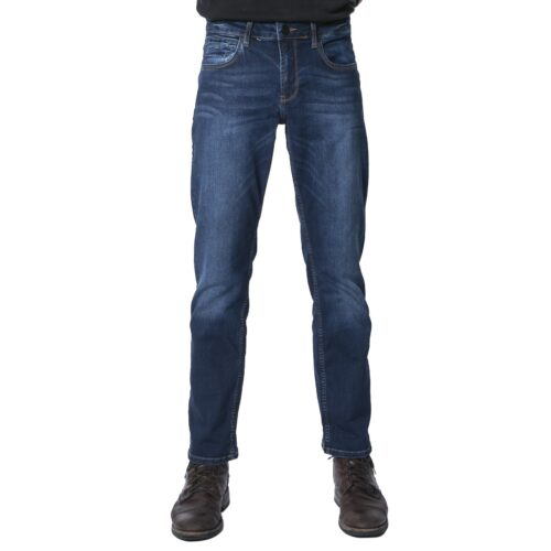 ARCHER STRETCH BLUE WASH REGULAR FIT DENIM