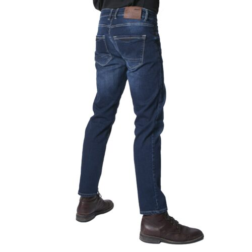 ANSION BLUE WASH REGULAR FIT DENIM