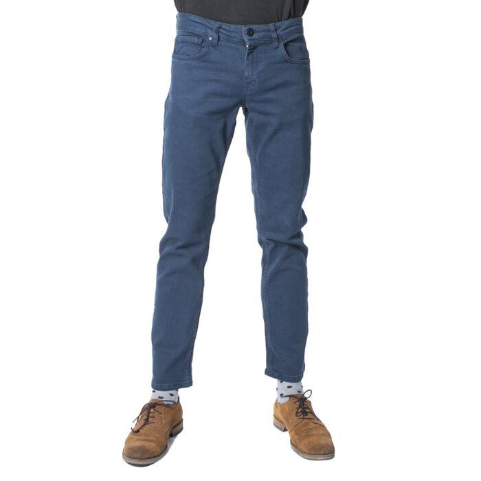 MOURO BLUE REGULAR FIT TWILL JEAN