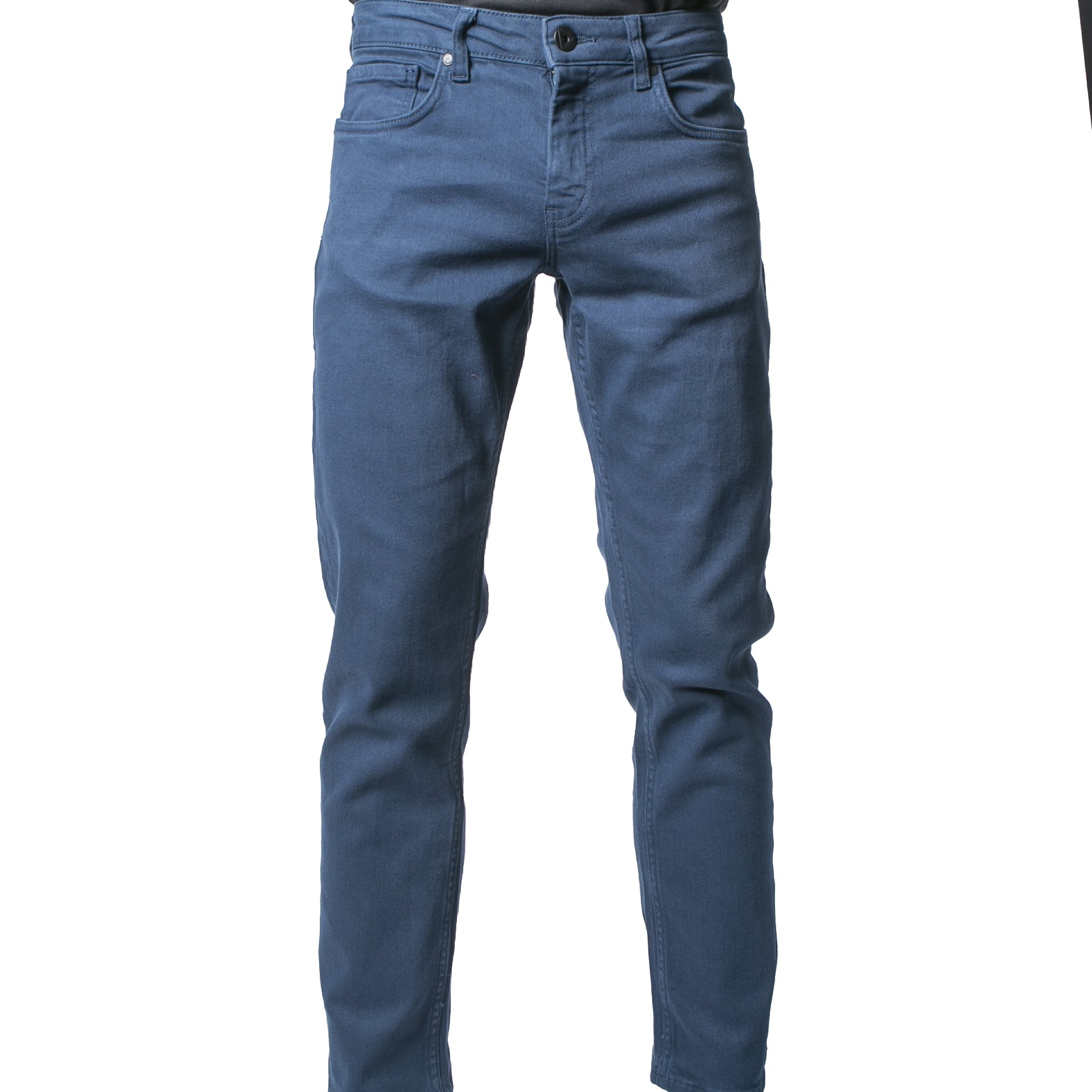 MOURO BLUE REGULAR FIT TWILL JEAN