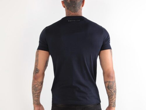 DALEY TEE NAVY TEE