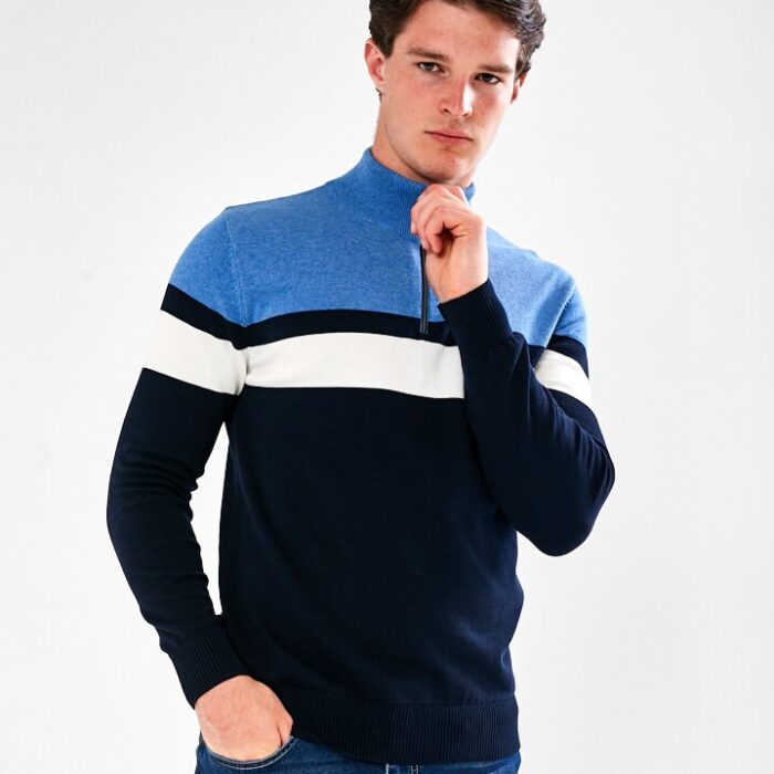 MENS ZIP JUMPER