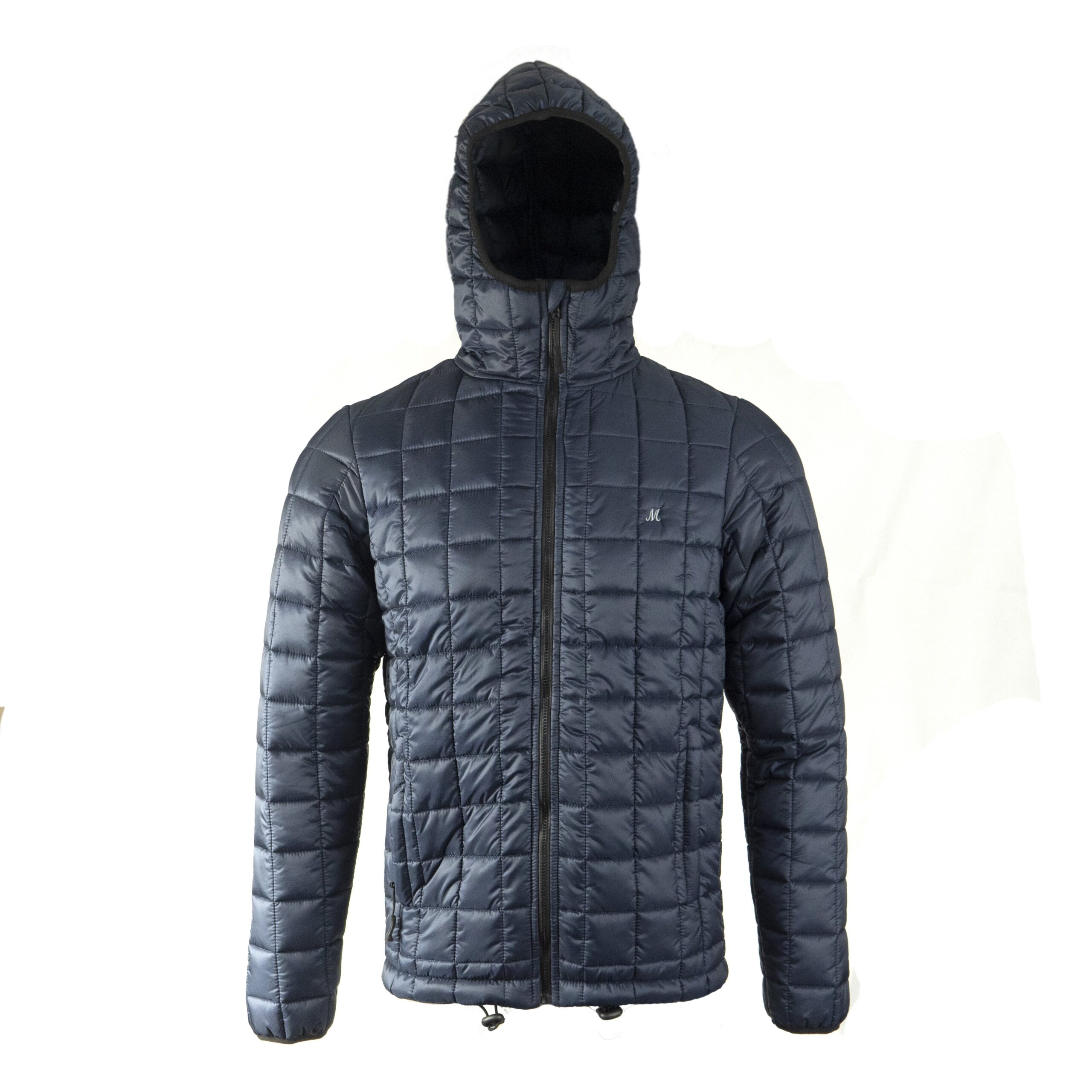 FALSTER NAVY NYLON JACKET