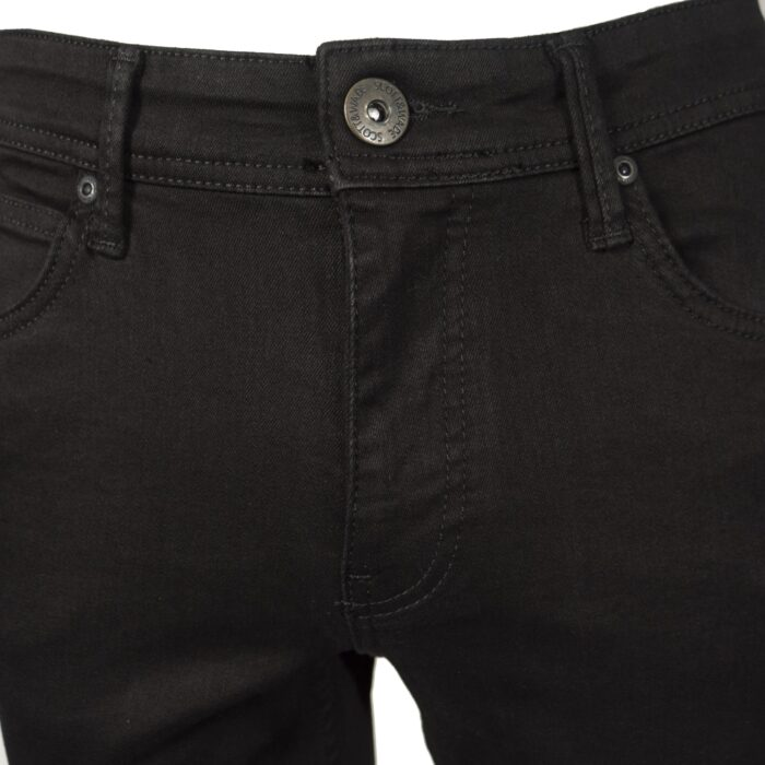 MIAMI BLACK STRETCH  DENIM