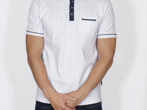 Sly short sleeve polo