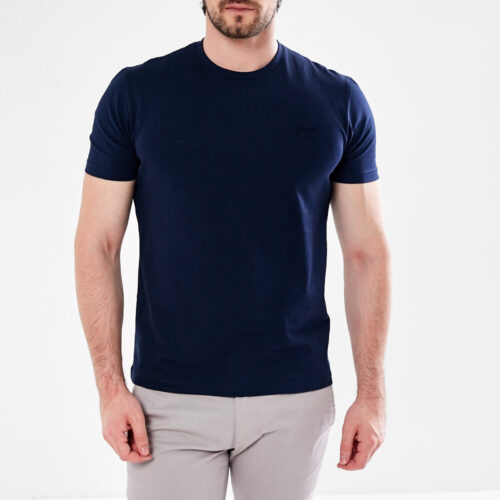 navy plain tee shirt