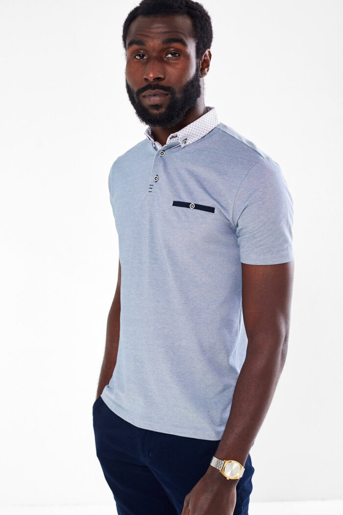 SHORT SLEEVE POLO