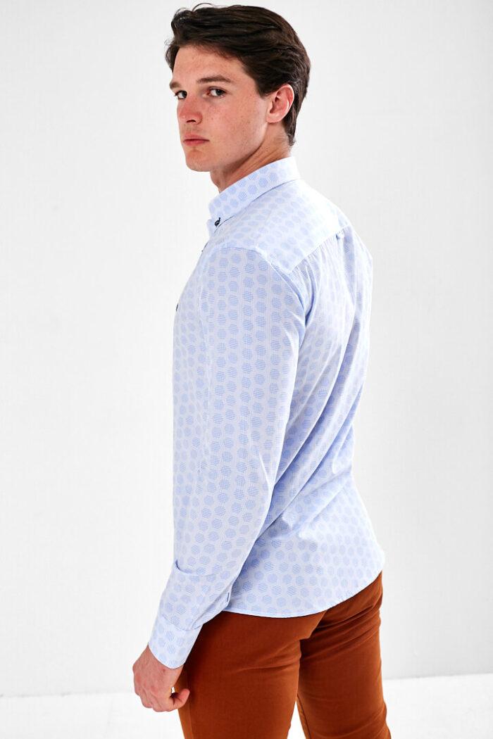 shirt side profile