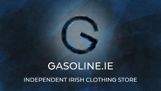 Gasoline.ie Logo
